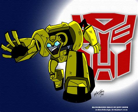 Transformers Animated Bumblebee Wallpaper - animated bumblebee wallpaper by hiredhand on deviantart
