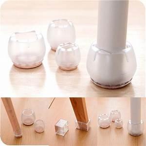 1pcs plastic furniture table chair cabinet leg foot feet for Plastic furniture leg covers