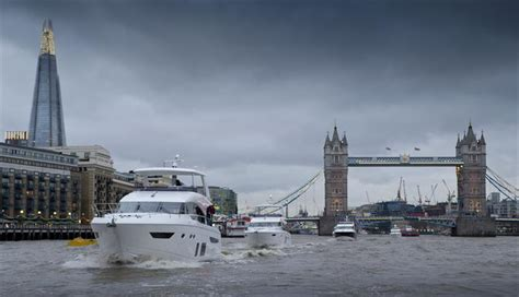 Fishing Boat For Sale London by Boats Arrive Ahead Of The London Boat Show 2016