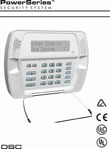 Dsc Home Security System N11427 User Guide