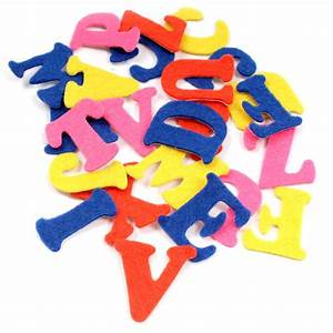 assorted adhesive felt letters hobbycraft With felt letters