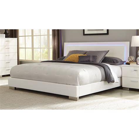 fine furniture felicity  king  profile bed