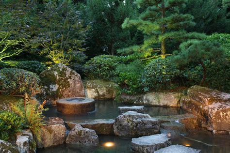 Botanischer Garten Augsburg Japan japan garten im botanischen garten augsburg foto bild