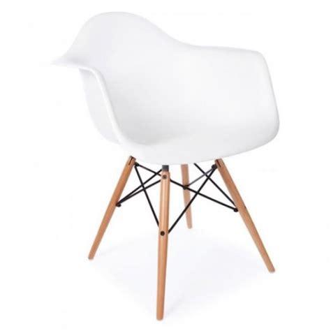 chaise eames daw chaise design daw blanche
