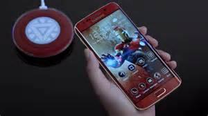 Samsung Galaxy S6 edge Iron Man Limited Edition unveiled ...