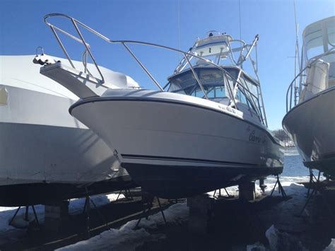 Robalo Boats Cuddy Cabin by 1990 Robalo 2660 Cuddy Cabin Power Boat For Sale Www