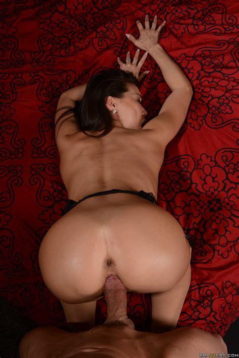 Seductive Asian Brunette Likes Sex From Behind Photos Kalina Ryu MILF Fox