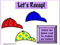 recallretell images reading classroom teaching