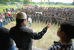 lahad datu gambar eksklusif tentera mnlf naluri rakyat