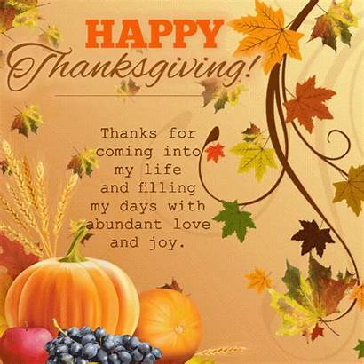Card Thanksgiving Cards Thanks Greetings Greeting Ecards