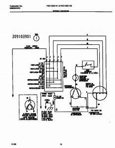 Frigidaire Model Fac103g1a2 Air Heat Pump