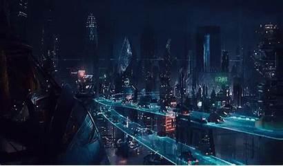 Future Futuristic Google Rotterdam Cyberpunk Gifs Sci