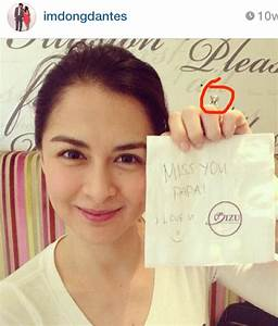 fashion pulis insta scoop is marian rivera wearing an With marian rivera wedding ring