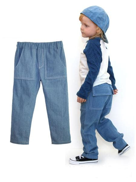 boys long pants sewing pattern treasurie  childhood
