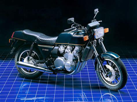 Kawasaki Z1300 - Classic rides of the Pre-Pensioner ...