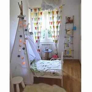 Decoration tipi pour chambre d39enfant elle decoration for Deco chambre enfant avec tete de lit pour futon