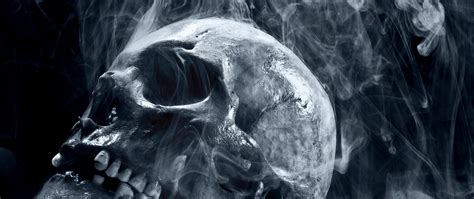 Anime Skull Wallpaper - skull 3d wallpaper 183