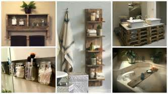 painting wood kitchen cabinets ideas 17 pallet projects you can make for your bathroom pallet
