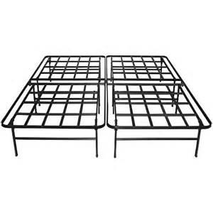 spa sensations elite smart base steel bed frame walmart