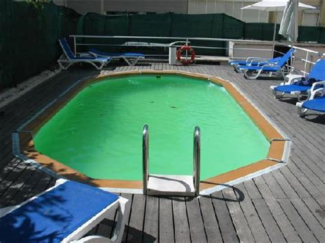 Dirty Swimming Pool  Picture Of Amazonia Lisboa Hotel