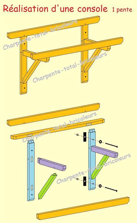plan pour faire une marquise en bois