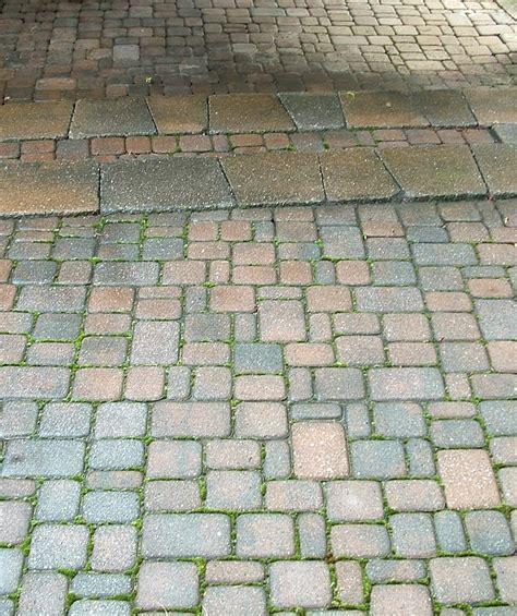 get rid of patio moss the paver savers northton pa