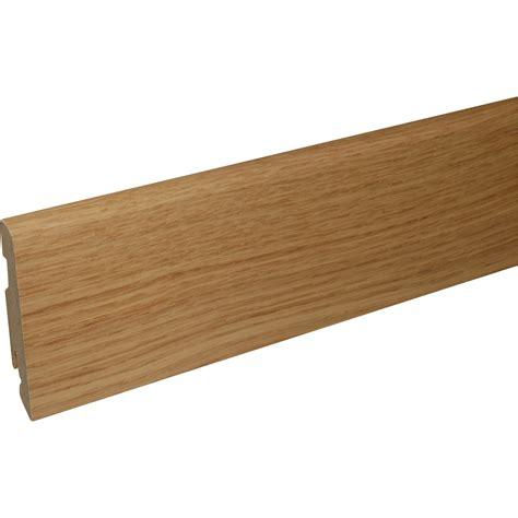 parquet cuisine leroy merlin plinthe parquet plaquée chêne blond l 220 cm x h 78 x ep