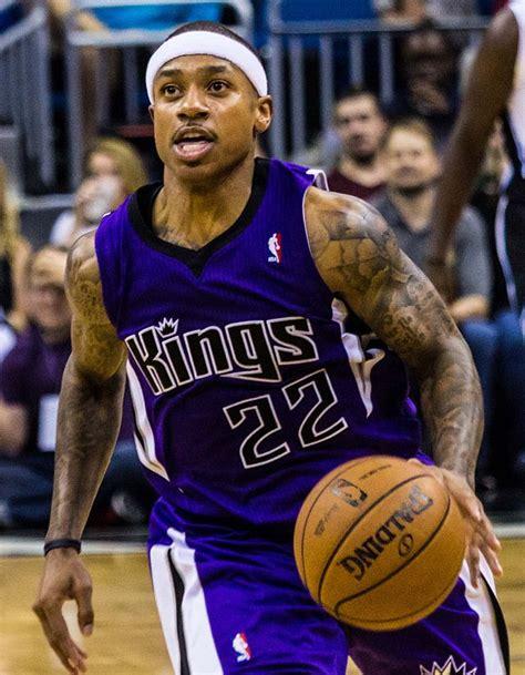 Sacramento Kings Player Isaiah Thomas To Promote