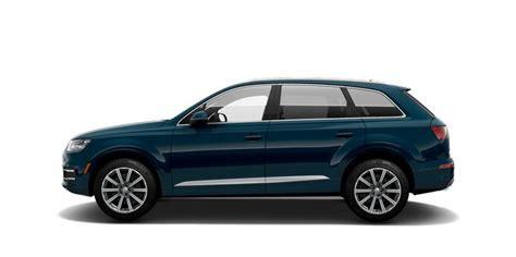 Audi Q7 Price by 2019 Audi Q7 Suv Quattro 174 Price Specs Audi Usa