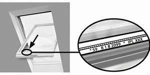 Velux Größe Ermitteln : velux fachkunden typenschild und typendaten ermitteln ~ Watch28wear.com Haus und Dekorationen