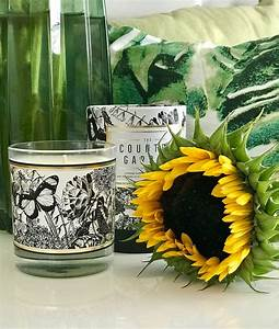 Chase, And, Wonder, U0026, 39, S, Country, Garden, Luxury, Scented, Candle, With, Aromas, Of, Spring, Flowers, Herbs