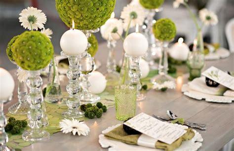 deco table mariage d 233 co de table mariage riche avec une touche de