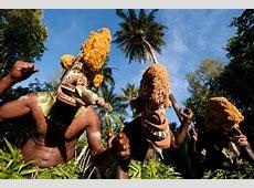 Malagan Tatanua Masks of Kavieng, New Ireland, PNG WWF