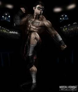JOHNNY CAGE Mortal kombat by kostasishere on DeviantArt