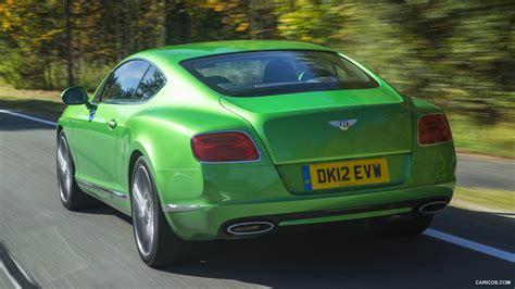 green bentley bentley continental gt review and photos