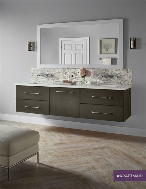 Kraftmaid Modern Bathroom Vanities by 19 Best Images About The Kraftmaid Bath On