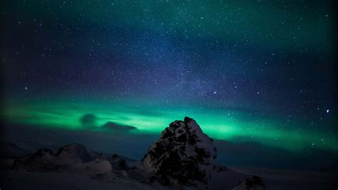 Northern Lights Iceland Aurora Borealis Wallpapers