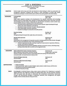 Resume For A Cosmetologist Tips You Wish You Knew To Make The Best Carpenter Resume