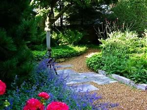 Idées Allée De Jardin : 24 magnifiques all es de jardin qui subliment les coins de verdure des id es ~ Melissatoandfro.com Idées de Décoration
