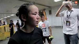 XIAOMI ROAD FC 032 BACKSTAGE INTERVIEW LIN HEQIN MMA Video