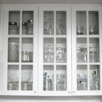 white glass front kitchen cabinets glass front kitchen cabinets design ideas 1768