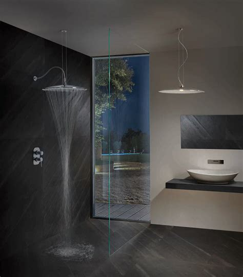 Rain Shower Images by Best Rain Shower Heads For Modern Eco Friendly Bathrooms