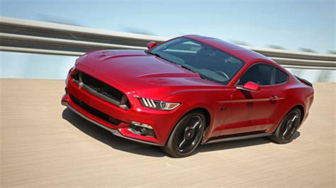 2016 Ford Mustang GT Premium Review & Rating | PCMag.com