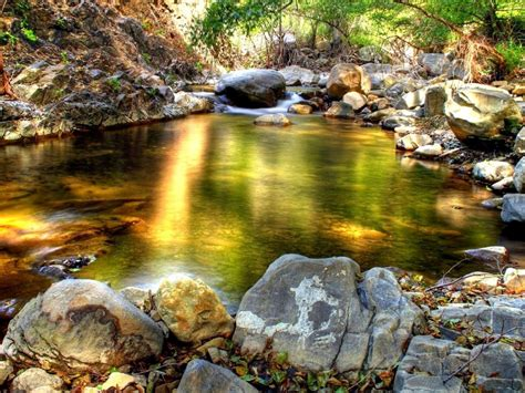 mountain stream rocks wallpaper  wallpaperscom