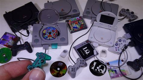 Miniatura Playstation History Collection Scala 16