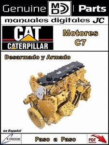 Manual Reparaci U00f3n Motor Caterpillar C7 En Espa U00f1ol