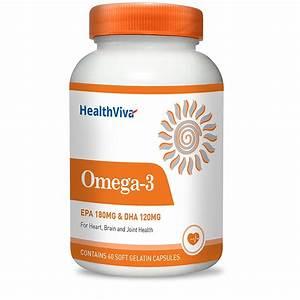 Top 10 Best Omega 3 Capsules  Fish Oil  In India