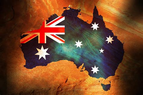 australia flag art wallpaper high quality wallpapers