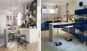 Bleu De Travail Castorama : am nager une grande cuisine notre s lection de meubles ~ Dailycaller-alerts.com Idées de Décoration