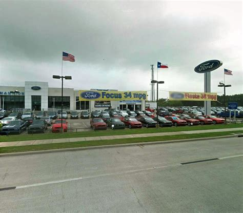 Autonation Ford Gulf Freeway Houston New Used Ford   Autos